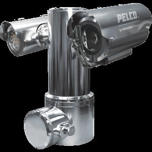 Pelco Pelco ExSite® Enhanced PTZ with IR 110/240V - Explosionproof Camera System