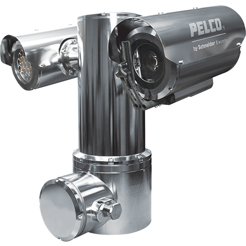 Pelco Pelco ExSite® Enhanced PTZ with IR 110/240V - Explosionproof Camera System