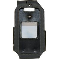 i.safe-MOBILE leather case for IS725.x black