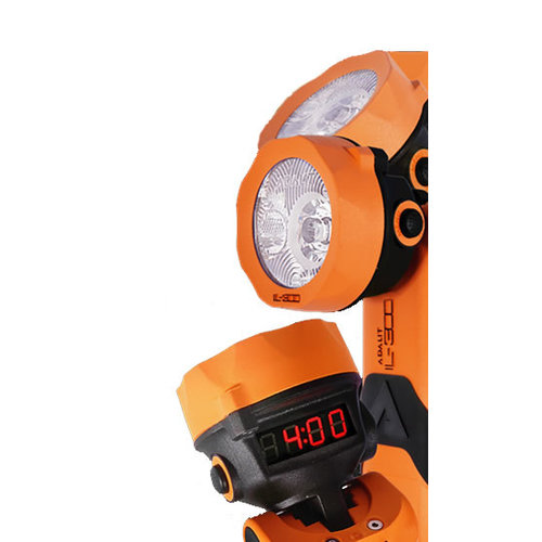 Adalit Adaro Adalit IL-300 Industrial ATEX handlamp-Complete with 230V charger