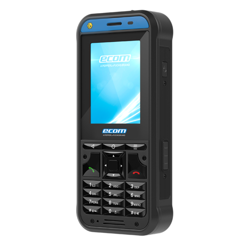 ECOM Instruments ECOM Ex-Handy 10 DZ1  - Zone 1/21 ATEX Featurephone
