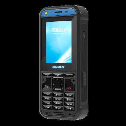 ECOM Instruments ECOM Ex-Handy 10 DZ1  - Zone 1/21 ATEX Featurephone - Zonder camera