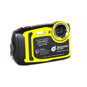 Jenson JENSON eXP140 ATEX camera - Zone 2