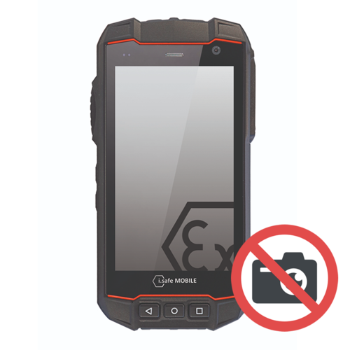i.safe Mobile i.safe-MOBILE IS530.1 ATEX smartphone Zone 1/21 (without camera)