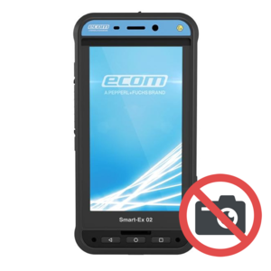 ECOM Instruments ECOM Smart-Ex 02 DZ1  zone 1/ 21 ATEX Smartphone - No Camera