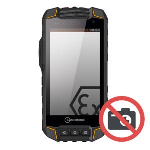 i.safe Mobile i.safe-MOBILE IS520.2 (Zonder camera) ATEX smartphone zone 2/22