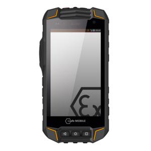 i.safe Mobile i.safe-MOBILE IS520.2 ATEX Smartphone zone 2/22