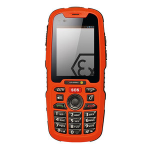 i.safe Mobile i.safe-MOBILE IS320.1 ATEX feature phone Zone 1/21