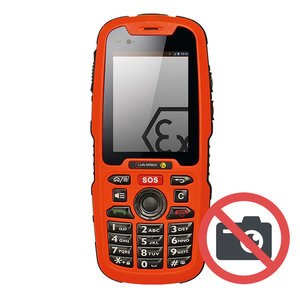 i.safe Mobile i.safe-MOBILE IS320.1 ATEX feature phone Zone 1/21 (without camera)