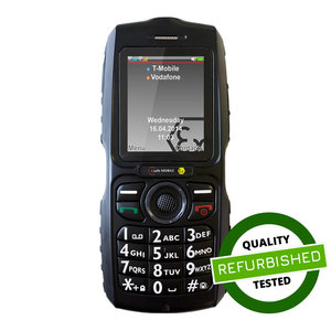 i.safe Mobile i.safe-MOBILE Challenger 2.0 ATEX Zone 2/22 Feature phone (REFURBISHED)