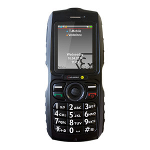 i.safe Mobile i.safe-MOBILE Challenger 2.0 ATEX zone 2/22 feature phone