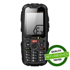 i.safe Mobile i.safe-MOBILE IS310.2 ATEX Zone 2/22 Feature phone (REFURBISHED)