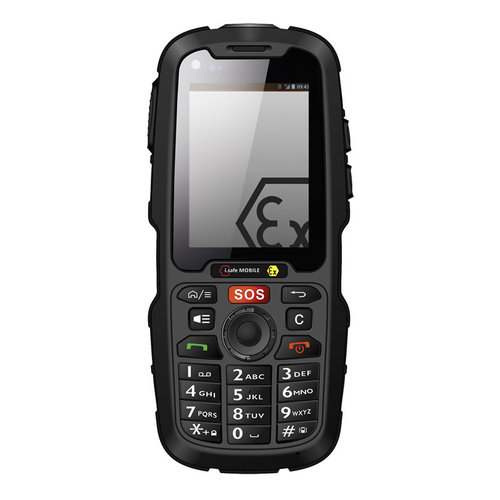 i.safe Mobile i.safe-MOBILE IS310.2 ATEX Zone 2/22 Feature phone