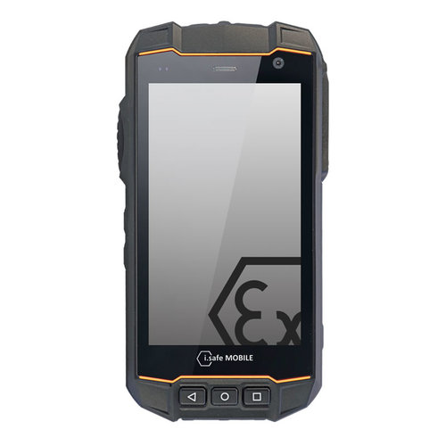 i.safe Mobile i.safe-MOBILE IS530.2 ATEX Smartphone zone 2/22
