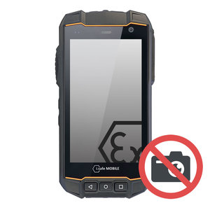 i.safe Mobile i.safe-MOBILE IS530.2 ATEX Smartphone zone 2/22 (without camera)