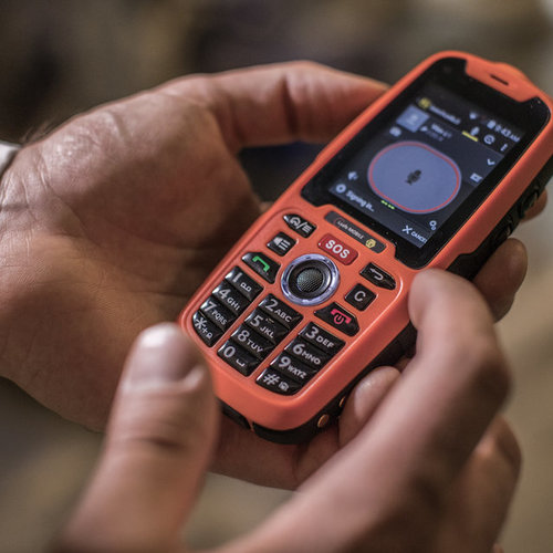 ATEX Mobiele telefoons
