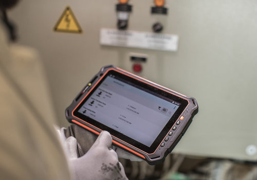 ATEX Tablet PC