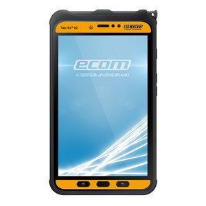 ECOM Instruments ECOM Tab-Ex® 02 DZ2 - Rugged ATEX Tablet voor Zone 2/22