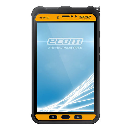 ECOM Instruments ECOM Tab-Ex® 02 DZ2 - Rugged Tablet for ATEX Zone 2/22