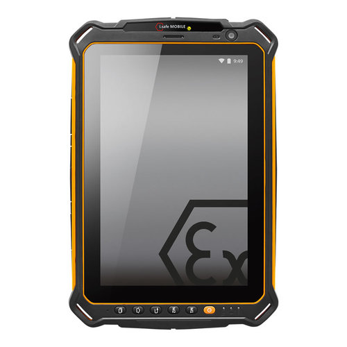 i.safe Mobile i.safe-MOBILE IS910.2 zone 2/22 atex android 4G tablet