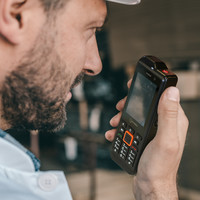 Now available: i.safe-Mobile IS330.1 ATEX feature phone