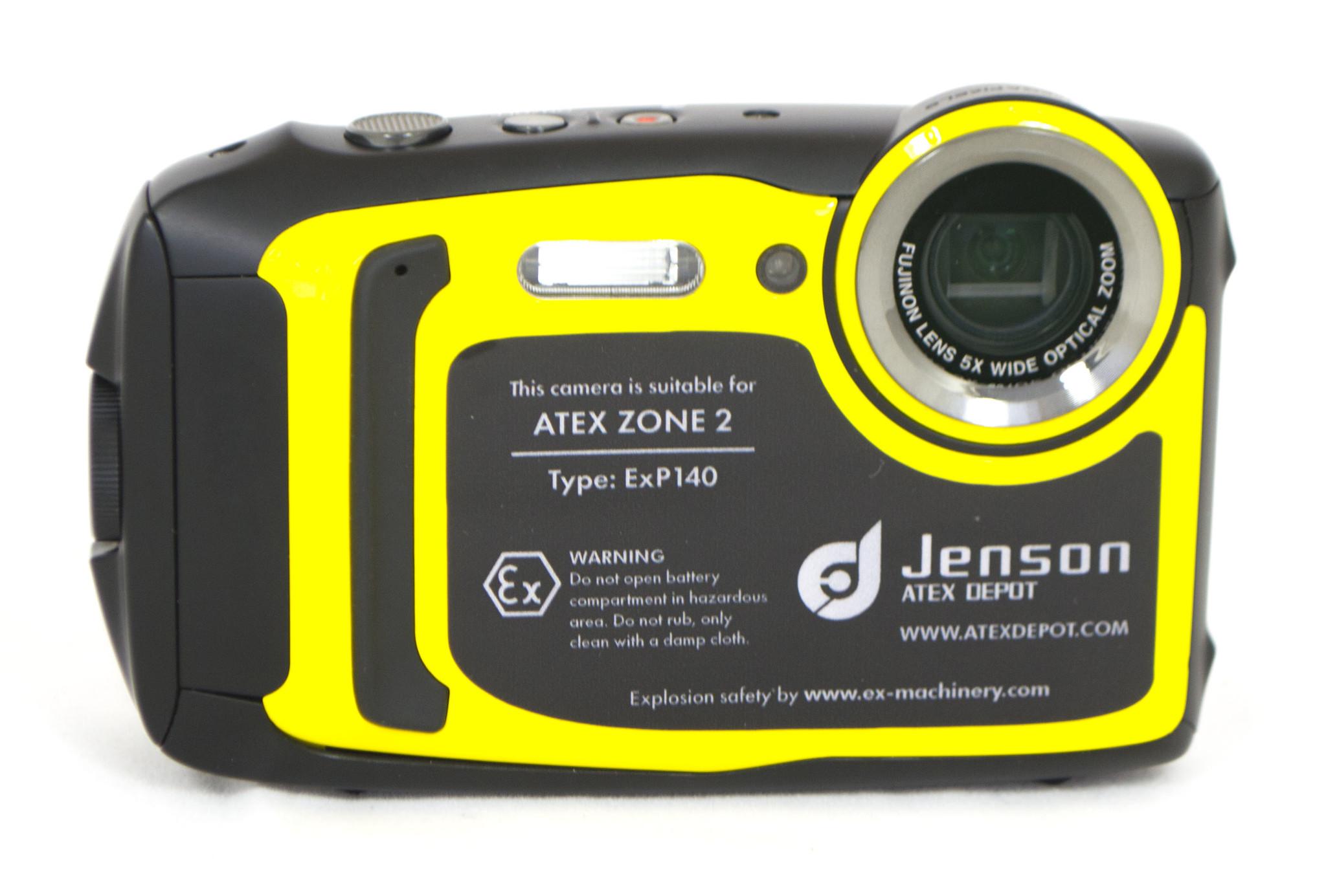 atex camera optische zoom