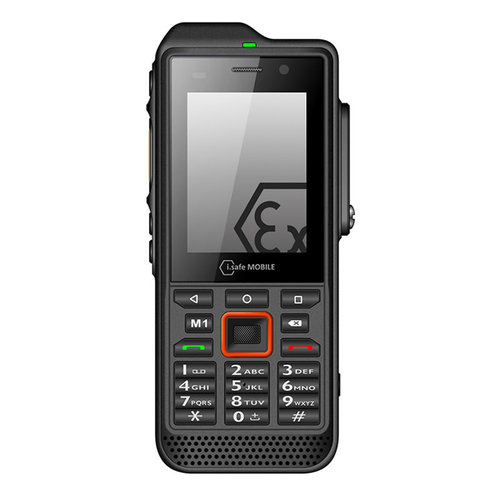 i.safe Mobile i.safe-MOBILE IS330.1 ATEX feature phone Zone 1/21
