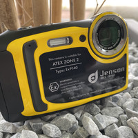 Jenson ATEX Depot presents eXP140 ATEX compact camera with optical zoom for ATEX zone 2