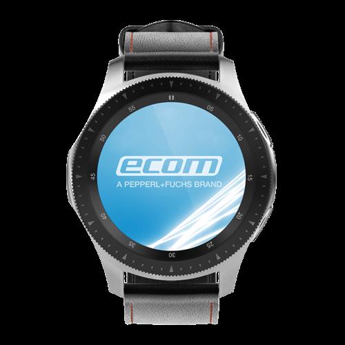 ECOM Instruments ECOM Smart-Ex® Watch 01 Smartwatch for ATEX Zone 2/22