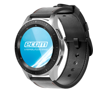 ECOM Instruments ECOM Smart-Ex® Watch 01 Smartwatch for ATEX Zone 2/22