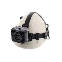 ECOM Climbing Helmet Mount voor CUBE 800 camera