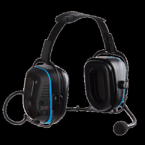 ECOM Instruments ECOM Bluetooth ATEX headset SM1P - Neckband