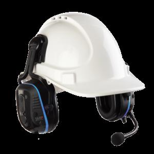 ECOM Instruments ECOM Bluetooth ATEX headset SM1P - Helmbevestiging