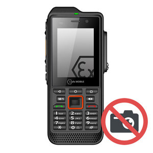 i.safe Mobile i.safe-MOBILE IS330.1 ATEX feature phone Zone 1/21 - Without Camera