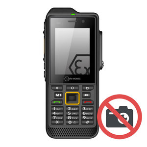 i.safe Mobile i.safe-MOBILE IS330.2 ATEX feature phone Zone 2/22 - ZONDER camera