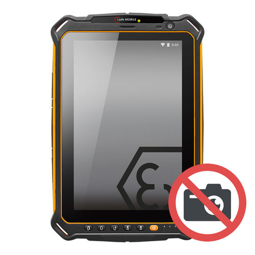 i.safe Mobile i.safe-MOBILE IS930.2 zone 2/22 atex android 4G tablet - Zonder Camera