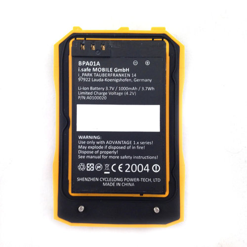 i.safe Mobile i.safe-MOBILE accu voor advantage 1.0 feature phone