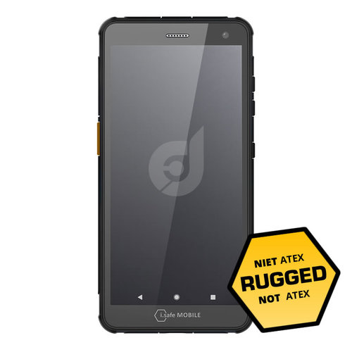 i.safe Mobile i.safe-MOBILE IS655.RG RUGGED smartphone - Not ATEX