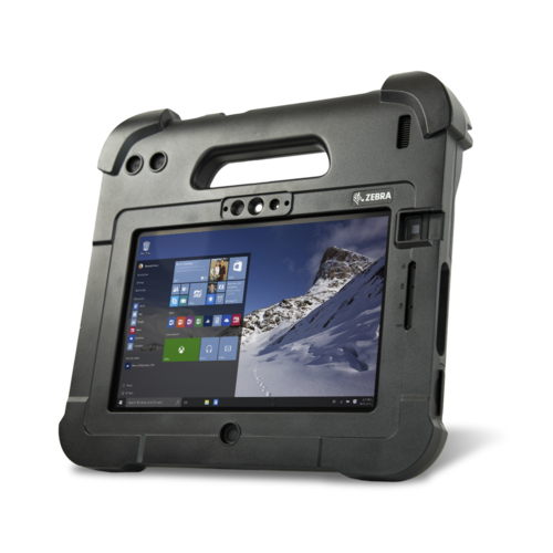 "Zebra Zebra XPAD L10 Rugged Tablet - 10.1"" - ATEX zone 2/22"