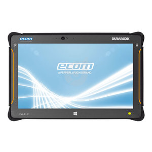 ECOM Instruments ECOM Pad-Ex 01 P8 DZ2 ATEX tablet PC - Zone 2/22