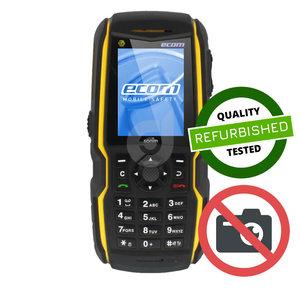 ECOM Instruments ECOM Ex-Handy 08 Yellow - No Camera - Feature phone ATEX zone 1/21 - Refurbished