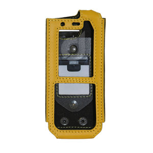i.safe Mobile i.safe-MOBILE leather case for IS330.x - Yellow
