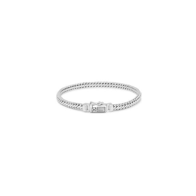 Buddha to Buddha Ben Mini Bracelet Silver