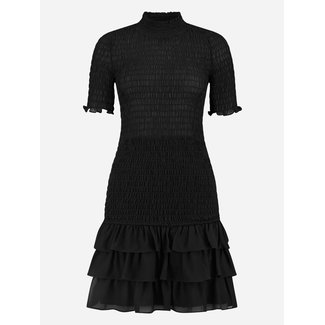 Nikkie Francy Solid Smock Dress