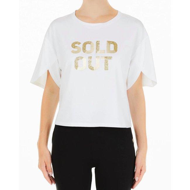 Liu Jo T-Shirt Sold Out Short Sleeve TA1154