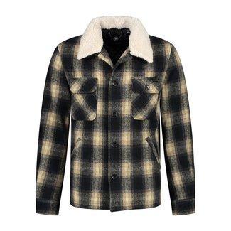 Dstrezzed Carpenter jacket Wool Check