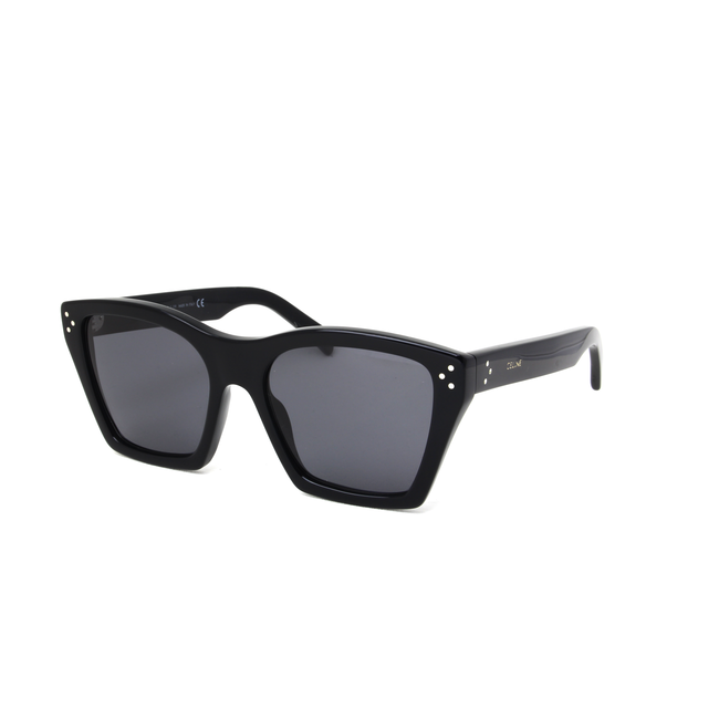Celine CL40090I 01A POLARIZED 55
