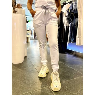 Met jeans JOGGING PANT WHITE