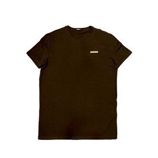 Dsquared2 T-SHIRT LOGO CHEST BLACK