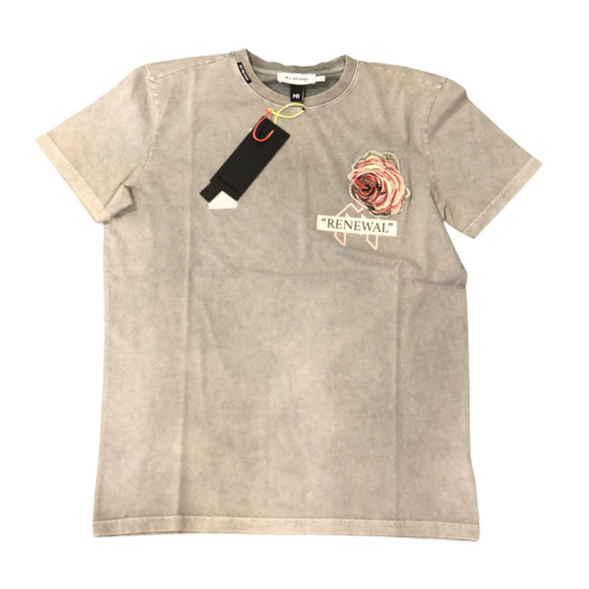 My Brand PHOENIX ROSE T-SHIRT VINTAGE TAUPE